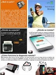 SISTEMA GOLO. DIAGNOSIS A DISTANCIA, LOCALIZA, WIFI...